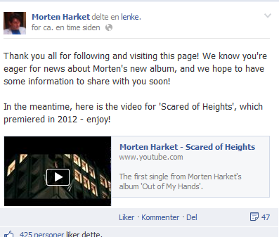 Morten_about_album