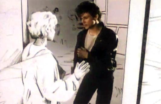 9月12日 MTVで1985年トップ20放映